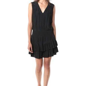 Ramy Brook Bẻnice black sleeveless mini dress
